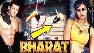 BHARAT Onlocation Shoot | Dangerous Aerial Stunts | Trapeze Prep Begins | Salman, Disha, Priyanka