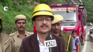 Himachal Pradesh: 5 labourers injured in landslide on NH-5 in Shimla