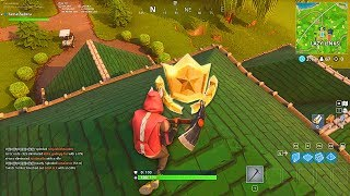 FORTNITE Season 5 WEEK 2 SECRET STAR - Location (Road Trip Challenges) - SECRET BATTLE STAR WEEK 2