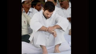 Rahul Gandhi announces day-long fast against Dalits being tortured