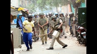 Bharat Bandh: Firing in Arrah, violence at many places in Bihar during Swarnas protest