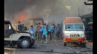 Bharat Bandh: Police resort to lathicharge, tear gas to assuage protesters