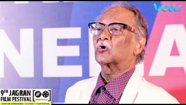 Director Raj Bisaria Speech At 9th Jagran Film Festival 2018 - Lucknow