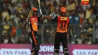 IPL 2018: Sunrisers Hyderabad defeats Kolkata Knight Riders by 5 wickets