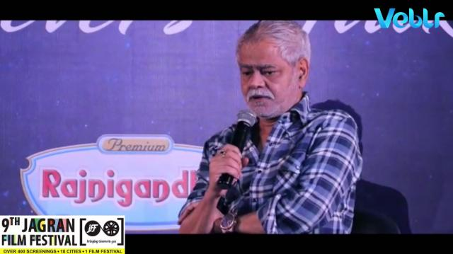 Achiever's Talk - Mayank Shekhar With Saurab Shukla At 9th Jagran Film Festival 2018 - Kanpur