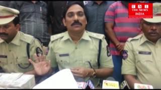a gang has looted 58 lakhs from a marwari trader