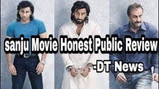Exclusive | Sanju Movie Honest Review | Public Review | Sanjuu - DT News