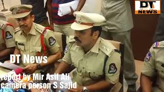 Dabeerpura | Murder Case Main Accused Arrested | Hyder Detained from Airport- DT News
