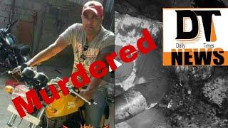 Murder at Aramghar (Khalid Malik) Resident of Bahadurpura