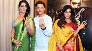 HOT Chitrangada Singh, Mahie Gill & Jimmy Shergill | Saheb, Biwi Aur Gangster 3 Promotion