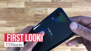 Vivo NEX: Unboxing and first impressions | ETPanache