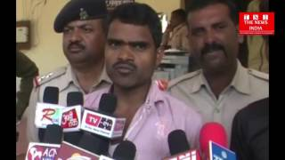 Police arrested robbery gang in korea district,chattishgarh
