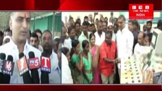 T Harish Rao inaugurate cotton industry in hyderabad