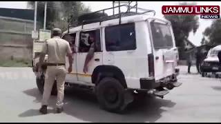 Terrorists attack police party in Sopore