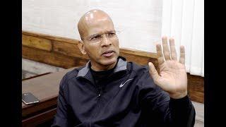 IGP Basant Rath allegedly slaps man, video creates buzz on social media