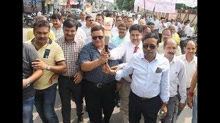 'Aayakar Jyoti' reaches Jammu