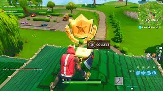 Fortnite Week 2 SECRET BATTLE STAR Location Revealed - Fortnite Loading Screen Explained in Detail
