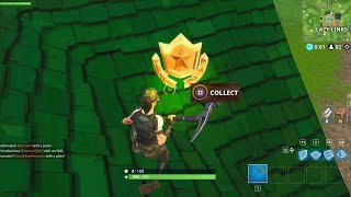 Fortnite Week 2 SECRET BATTLE STAR Location Revealed - Why Should you Collect it for Free Tier