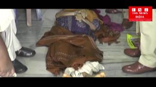 murder of a woman in nellore
