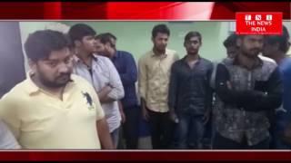 west zone task force had arrested 25 criminals