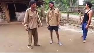 মদ খাই মতা  মাইকীৰ কাজিয়া   bor jomoni video  720 X 1280
