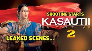 Kasauti Zindagi KI 2 - Shooting Starts | Complete Cast and Story in this Video
