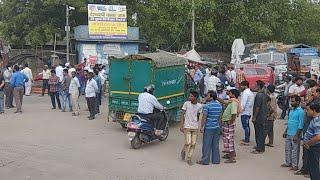 ट्रकों की हड़ताल संजय गांधी TP Nr 2