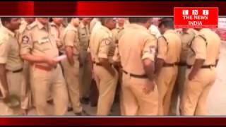 saibarabad police selected 66 ex army for police duty