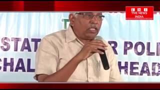 तेलंगाना पुलिस ने TJAC के प्रोफ़ेसर कोंदंडराम को किया गिरफ्तार