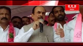हैदराबाद में टीआरएस पार्टी मेम्बरशिप का आयोजन डिप्टी CM महमूद अली ने कहा जनता से जुड़ने की है पहल