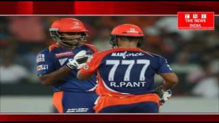 T20 मे सनराइजर हैदराबाद का मुकाबला दिल्ली से