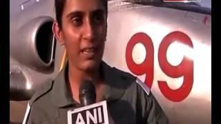 Indian air force gets 3 trailblazing women fighter pilot