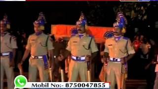 Suresh Chavhanke gets emotional while paying tributes to slain CRPF jawans Live #BindasBol