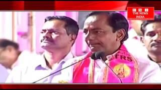 telangana के मुख्यमंत्री ने वार्षिकोत्सव मे सभा को सम्भोधित किया