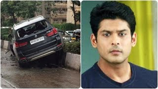 Sidharth Shukla arrested for ramming car into 3 vehicles; bailed out