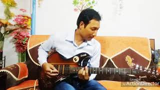 Gan Ati Gua  Na O Ma On Guitar Chittaranjan Saikia