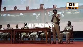 Police Constable Recuriement Programe Arrange By CP