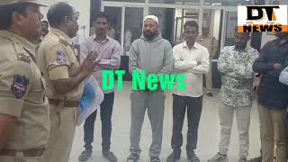 Counselling in Falaknuma police station rowdy sheeters report by Bureau chief daily Times news s a m
