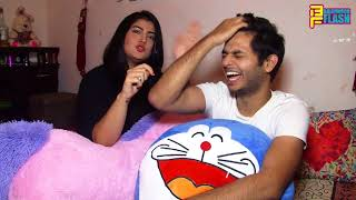 Siddharth Sagar CUTE Moment With GF Subuhi Joshi