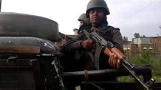 Security forces gun down 3 terrorists in Kulgam, encounter underway