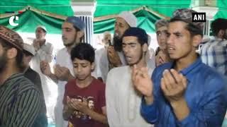 Sufi saint Hazrat Baba death anniversary: Devotees visit Hazrat Baba's famous mausoleum