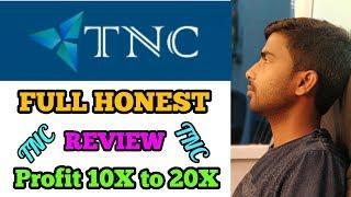 TNC FULL HONEST REVIEW || 10X TO 20X PROFIT || यह कॉइन बना सकता है आपको अमीर || THENIPPONCOIN