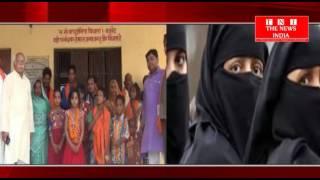 UTTAR PRDESH - 20 से ज्यादा मुस्लिम लोगो ने हिदू धर्म अपनाया