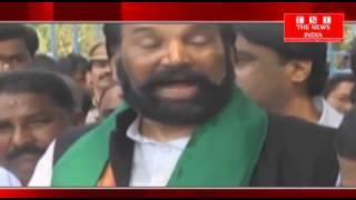 TELANGANA- कांग्रेस  के नेता उत्तम कुमार रेड्डी ने मुख्यमंत्री पर हमला बोला