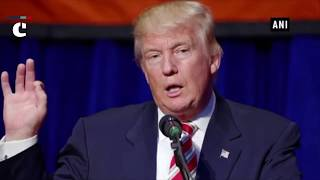President Donald Trump warns Hassan Rouhani to 'never threaten US'to 'never threaten US'