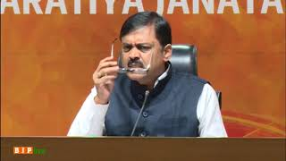 Shri GVL Narsimha Rao on no confidence motion moved in the parliament.