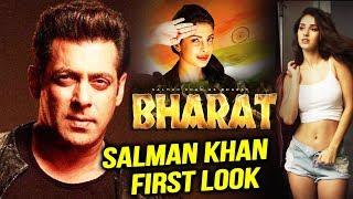 BHARAT FIRST LOOK Out | Salman Khan In DAPPER LOOK