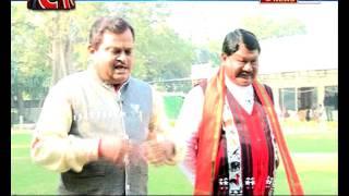 चलते-चलते में केंद्रीय मंत्री जुएल ओराम के साथ सुरेश चव्हाणके जी की खास मुलाकात #ChalteChalte