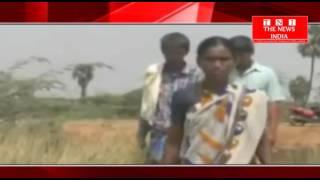 TELANGANA- नलगोंडा जिले में किसानो की परेशानी को लेकर सर्वे किया जा रहा है