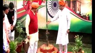 68वें गणतंत्र दिवस के अवसर पर सुदर्शन परिसर में हुआ ध्वजारोहण कार्यक्रम